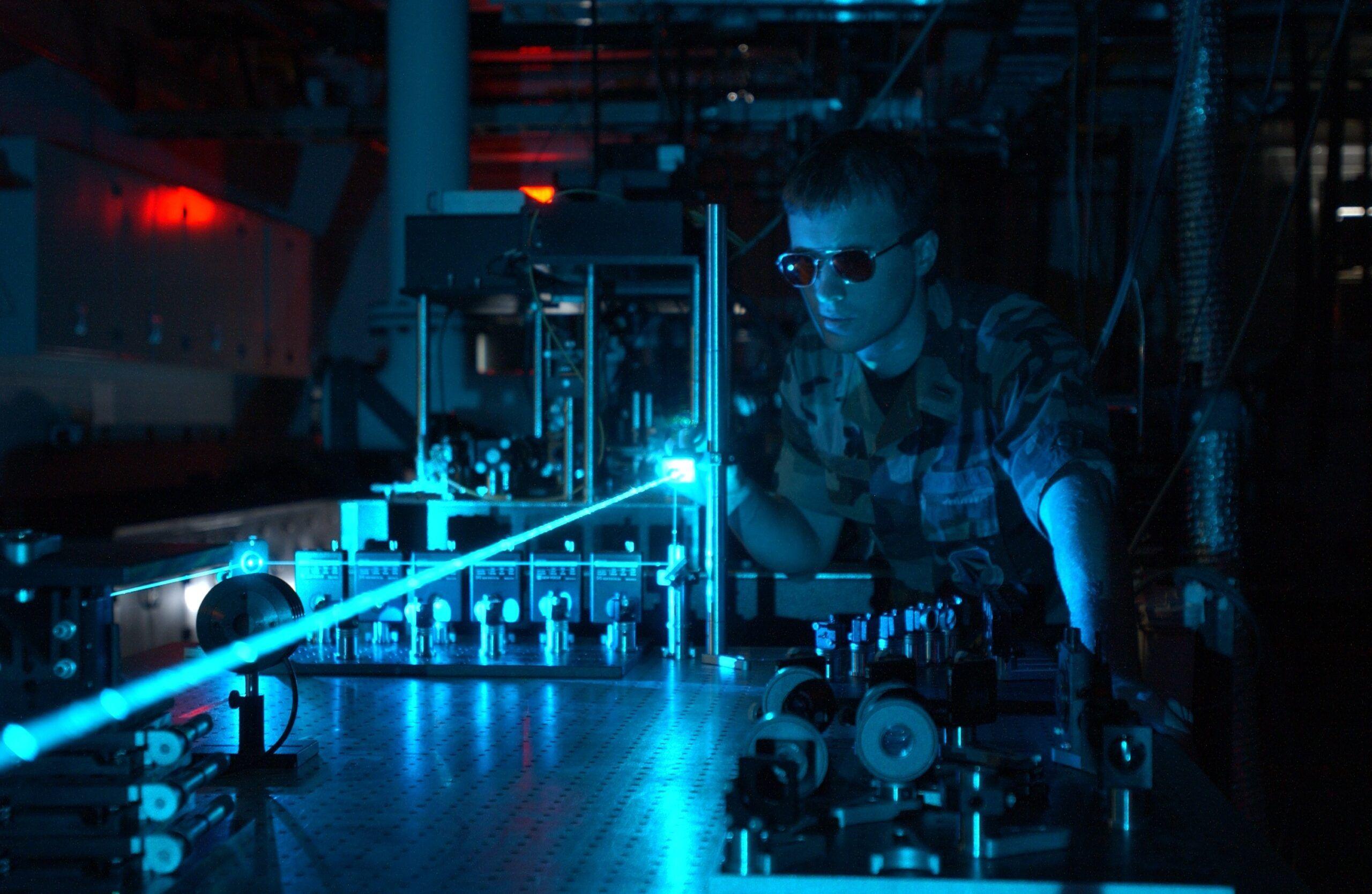 مهندسی اپتیک و لیزر